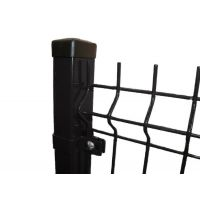 Panel 3D ultralight PVC 1785x2500 černá