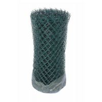 Pletivo  čtyřhranné PVC 125, 15m