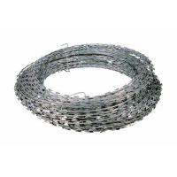 Žiletkový drát  8-10m zinek