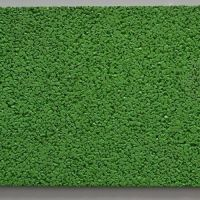 Deska hladká - zelená