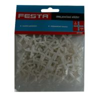 Křížky obkladačské plastové 2,5 mm, 200 ks 137151