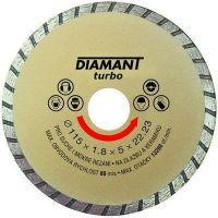 Kotouč diamantový turbo 46 - 115 mm