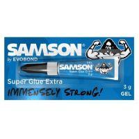 SAMSON SG gelové vteřinové lepidlo 3 g