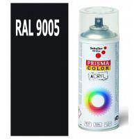 Sprej PRISMA RAL9005 černá mat