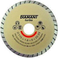 Kotouč diamantový turbo 46 - 230 mm