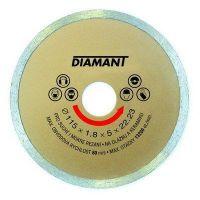 Kotouč diamantový plný 44 - 115 mm