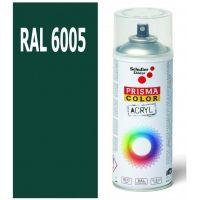 Sprej RAL6005 mechově zelená