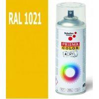 Sprej PRISMA RAL1021 žlutá kadmiová
