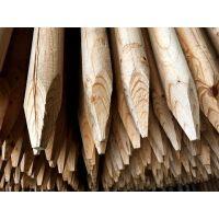 Dřevěný kůl 8/250cm impregnovaný